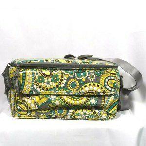 Vera Bradley LEMON PARFAIT Mini Cooler Lunch Bag